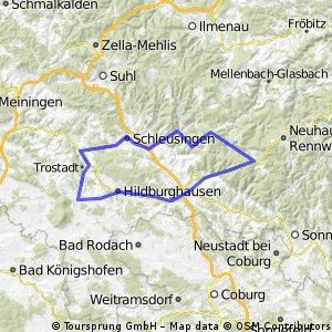 Südthüringen