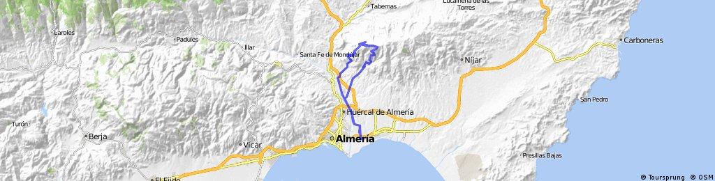 La Cañada - Antenas