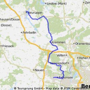 Neuruppin-Kremmen-Falkensee