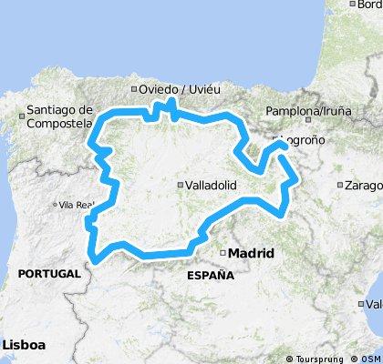 Vuelta a Castilla y Leon