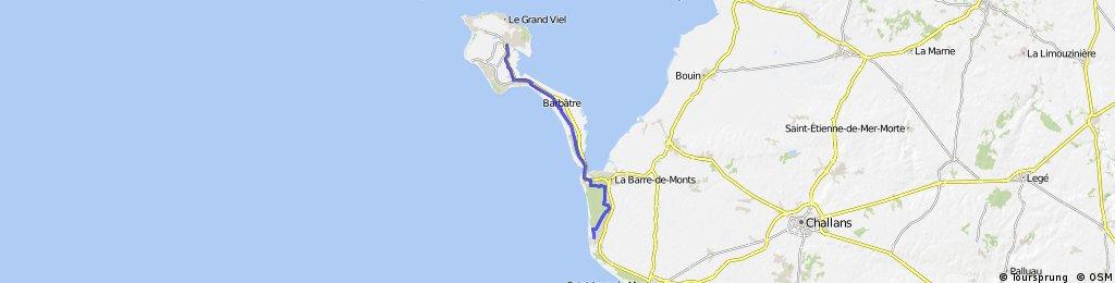 Notre Dame de Monts -   Noirmoutier en I'lle