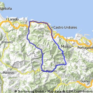 Pontarron-Muñecas-Sopuerta-Guriezo