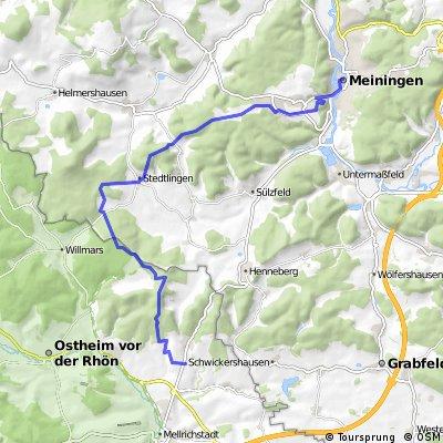 Meiningen - Christians Erdbeerhof
