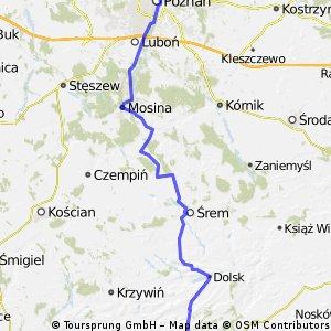 Gostyń-Poznań