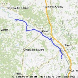 72) Belleville/Loire - Sully/Loire
