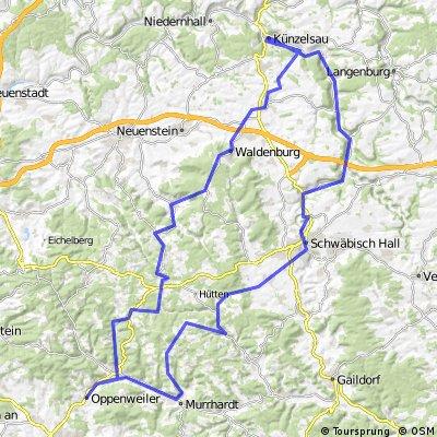 Oppenweiler-SHA-KÜN-retour