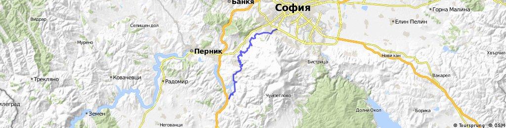 Бояна - Студена VLAL