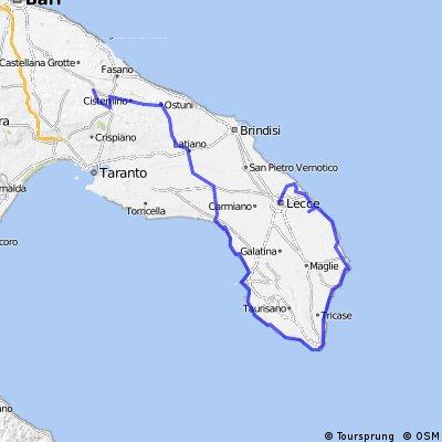 Puglia Grand Tour Part 1: Lecce to Alberobello