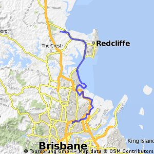 Great Cycle Challenge route 3