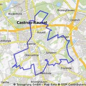 Route MTB Castrop-Rauxel