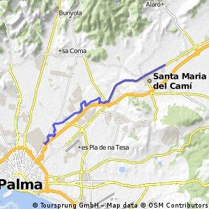 Santa Maria-Son Castelló