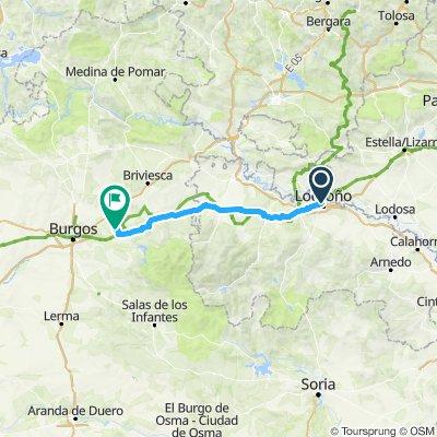 2016 Santiago: 3. dan (Logrono - Ages)