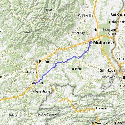 Mulhouse-Montbeliard