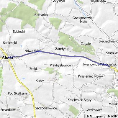 Iwanowice - Skała