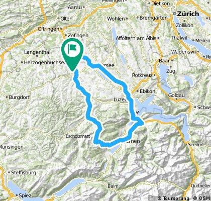 Glaubenberg Rundfahrt