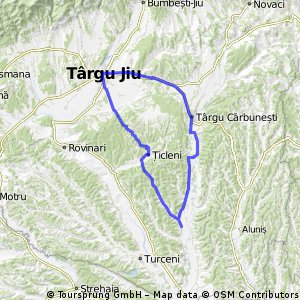 Tg-jiu-Carbunesti-Aninoasa-Ticleni-Tg-Jiu