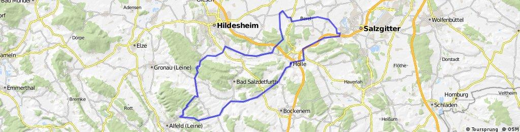 Salzgitter-Dieckholzen-Sack-Holle-Salzgitter
