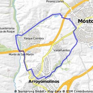 Arroyo-Via_Verde-Móstoles-Los_Combos-Arroyo