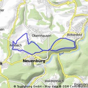 Arnbach - Birkenfeld