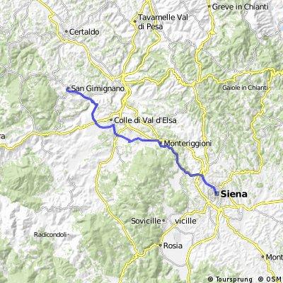 Siena-SanGimignano