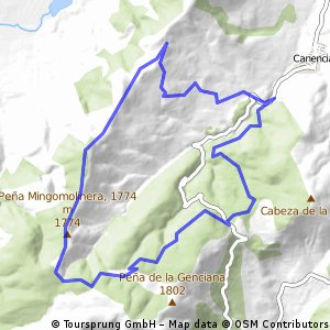 Canencia-Altos del Hontanar 10.10.15