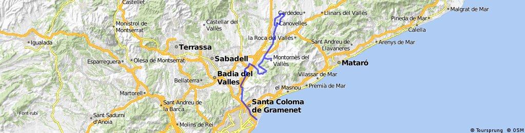 Granollers-Sant Adria