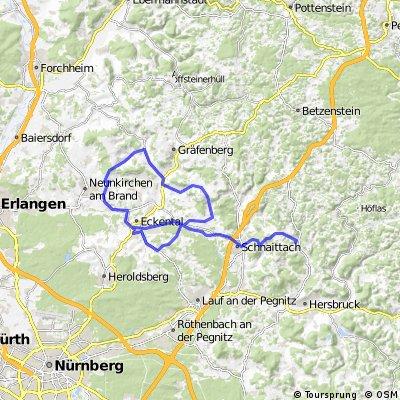 Eckental-Igensdorf-Rödlas-Eckental