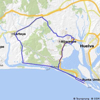 Punta Umbria - Cartaya - Aljaraque