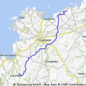 CRECH GOULARD-CH.ROSANBO_petites routes directes