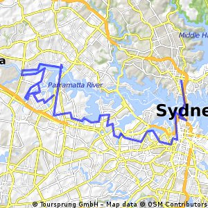 Sydney Spring Cycle