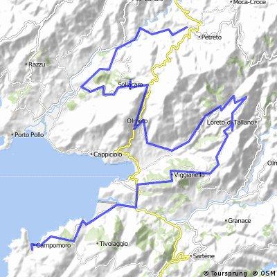 Korsika 16-08 (Bicchisano - Campomoro)