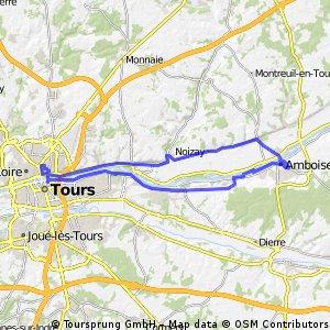 Loire 7. nap