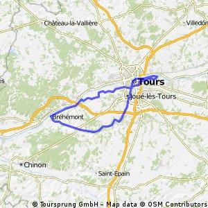 Loire 8. nap