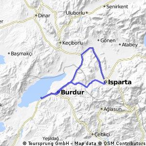 Isparta - Burdur