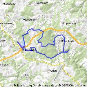 Route 2 MTB weekend '15