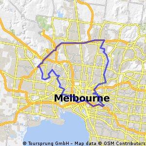 Melbourne Northern Loop