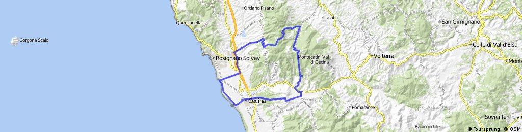 Toscana 08: Tour 4 - Vitalba