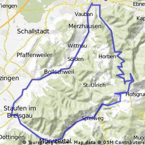 Staufen-Freiburg-Schauinsland