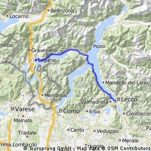 Lugano-Lecco