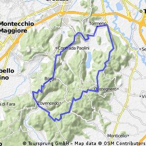 Pozzolo-San Gottardo-Militare-Longara