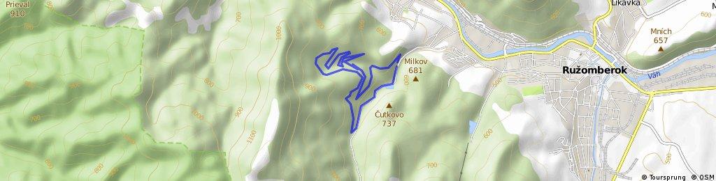 BPRK - Cernovsky trail