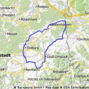 Route Five - Dieburg