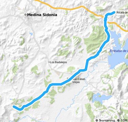 2015 - Spanien - Kurztrip nach Alcala de los Gazules