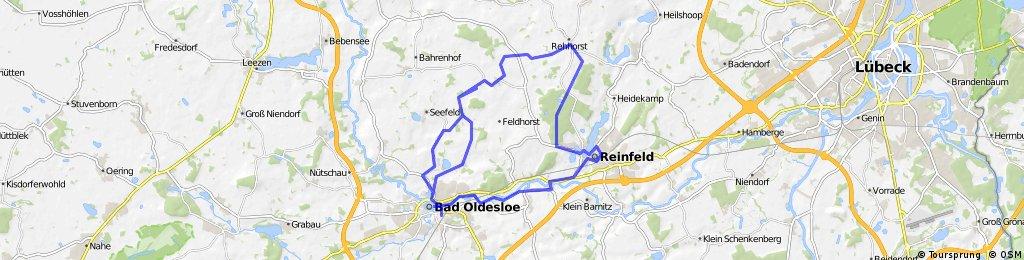 Feldhorst, Rehhorst und ein schönes Eis T2