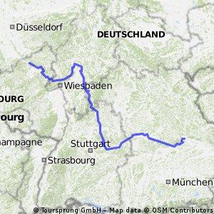Deutscher Limes Radweg