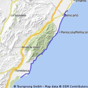 7.Tag von Peniscola nachTorrenostra