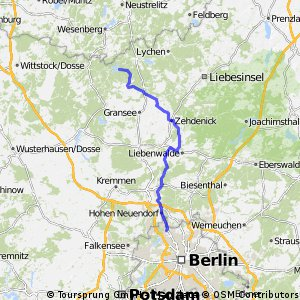 Hermsdorf - Neuglobsow