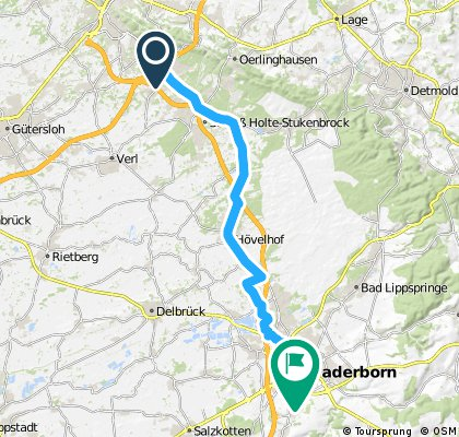 2015 - Bielefeld - Paderborn - Teil 1