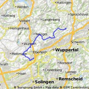 Schee bis Nordbahn durchs Hinterland