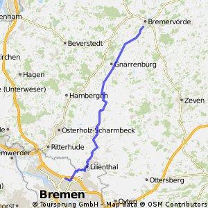 Bremen - BRV
